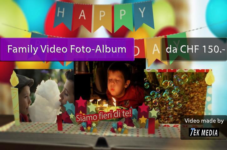 Realizzazione Foto-video, Foto-gallery, Album digitali  Sonstige 2