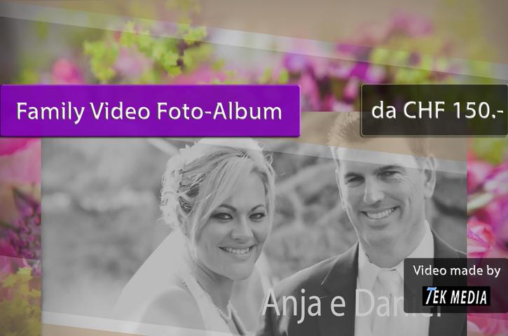 Realizzazione Foto-video, Foto-gallery, Album digitali  Sonstige 3