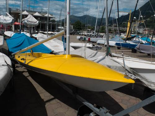 Vendo barca a vela Delta Dinghy 460 Sport & Outdoor 2