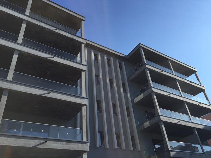 Appartamenti nuovi vicino alla stazione di Lugano Immobilien 2