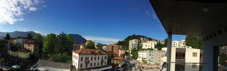 Appartamenti nuovi vicino alla stazione di Lugano Immobilien 4
