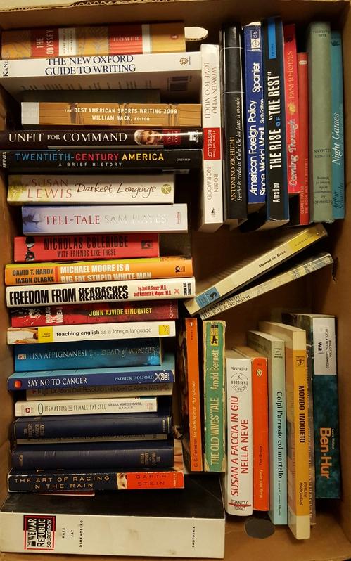 Vendo libri Bücher 3