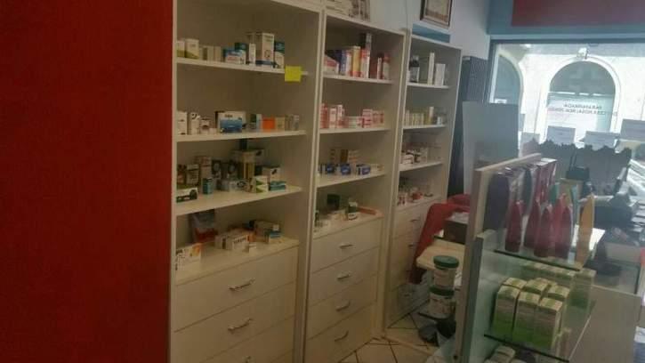 Arredo negozio e stock prodotti parafarmacia / ortopedia. Sonstige