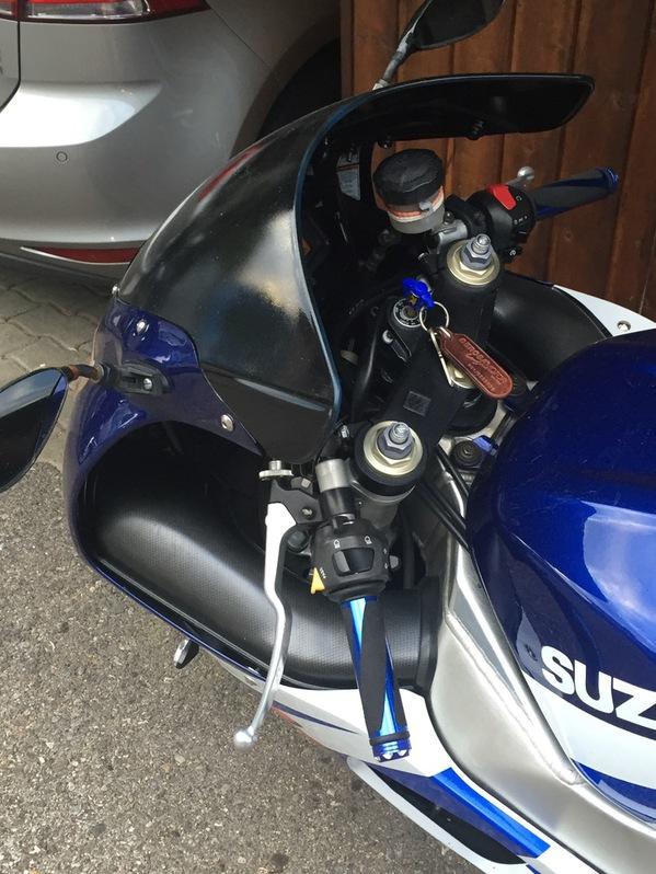 Suzuki GSX-R 750 Fahrzeuge 3