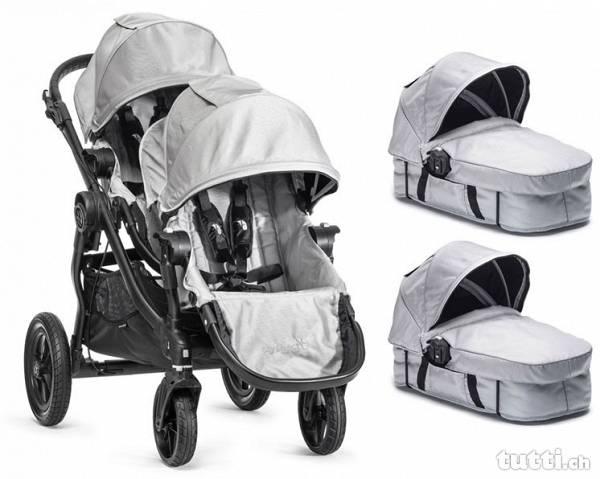 City Select set gemellare + ovetti Maxi Cosi Baby & Kind