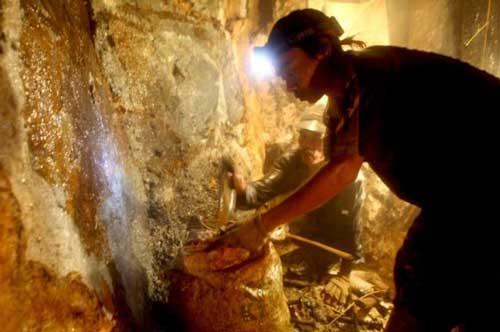 Vendita dell'oro in polvere ed in lingotto Sammeln 2