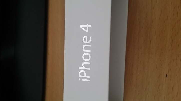 Vendo Iphone 4 8gb Telefon & Navigation 4