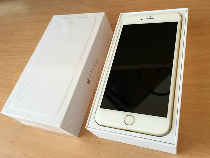 APPLE IPHONE 6 PLUS 128GB buy 2 get 1 free Telefon & Navigation