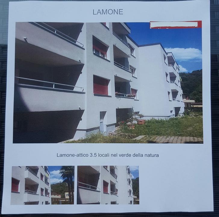 affitto appartamento 3,5 locali totalmente ristrutturato Immobilien