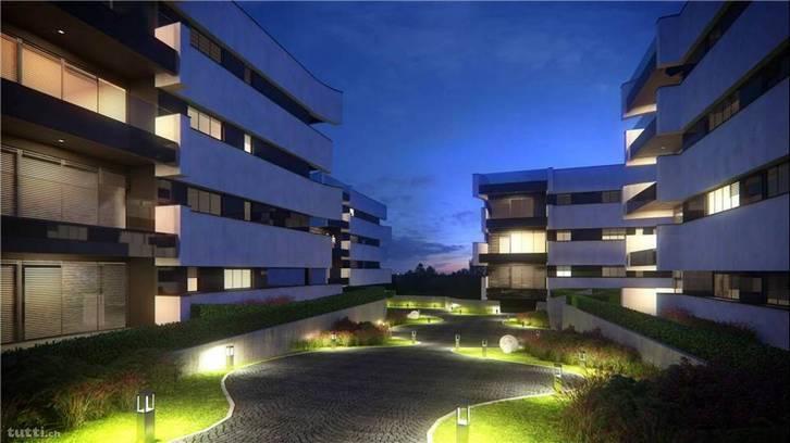 vendo nuovo appartamento 4,5 locali  pregassona Immobilien