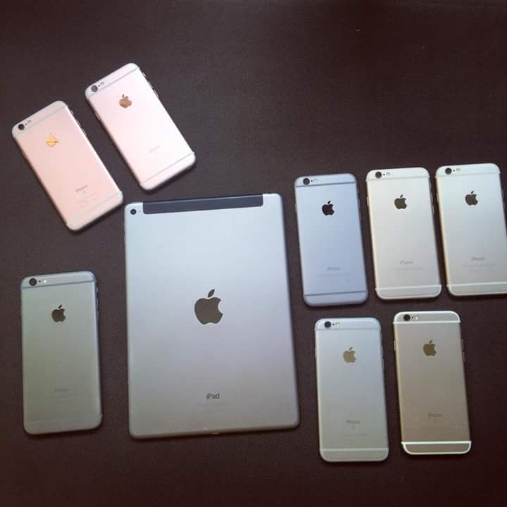 iPhone 6s iPhone 6s Plus Samsung Note 7 S7 edge S7 €380 Rivenditori Telefon & Navigation 2