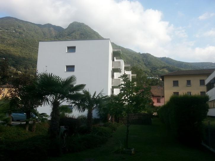 Bellinzona, appartamento 4.5 locali Immobilien