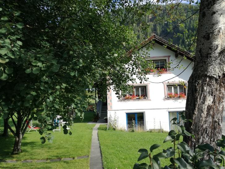 Maisonette a Valchava-bassa Engadina Haushalt