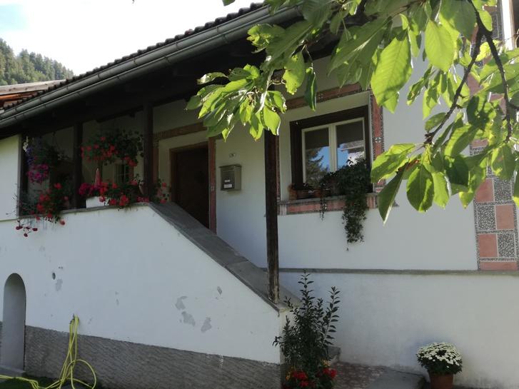 Maisonette a Valchava-bassa Engadina Haushalt 2