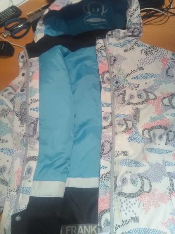 Giacca invernale Paul frank mai usata Kleidung & Accessoires