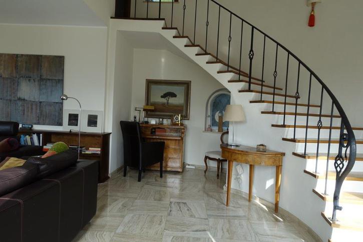 Affitto Villa sopra Brissago, piscina, giardino accesso macchina Immobilien 3