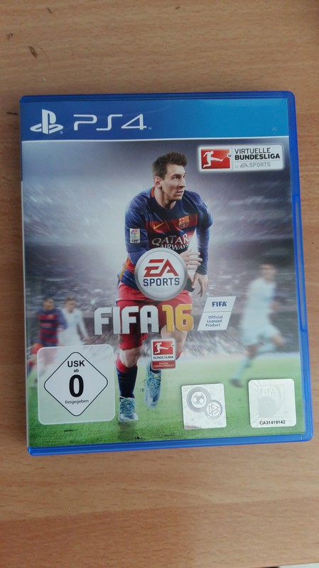 FIFA 16 per PS4 Spielzeuge & Basteln