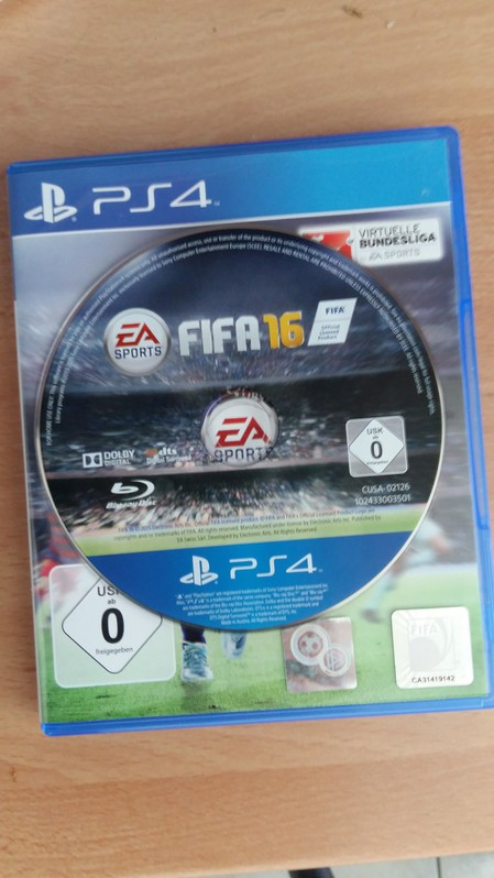 FIFA 16 per PS4 Spielzeuge & Basteln 3
