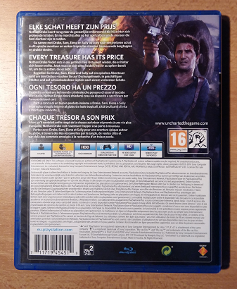 Uncharted 4 per PS4 Spielzeuge & Basteln 2