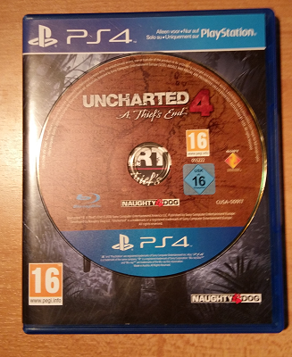 Uncharted 4 per PS4 Spielzeuge & Basteln 3