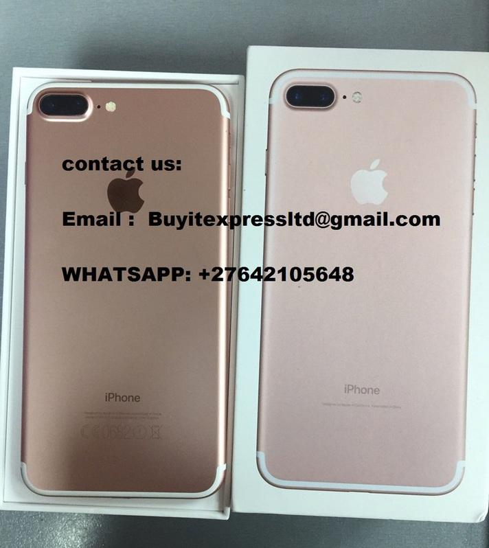 Apple iPhone 7 32GB == 450EUR e Apple iPhone 7 PLUS 32GB==470EUR Telefon & Navigation 2