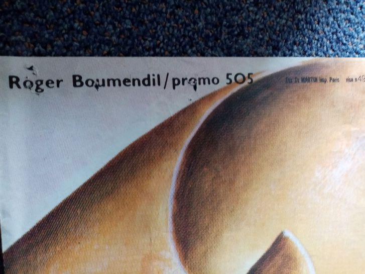1972 Plakat Decameron Freiburger Zensur Antiquitaeten 4