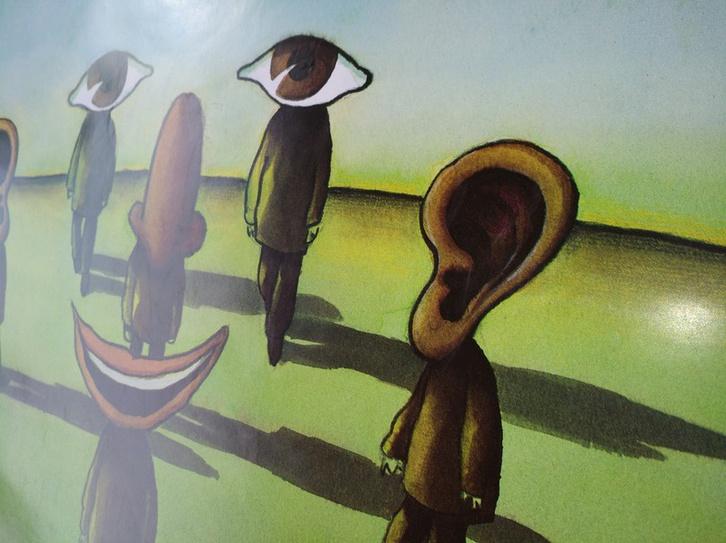 1988 Plakat   Einwanderung   Selçuk Demirel Antiquitaeten 2