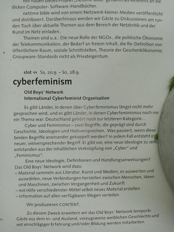 1997 Plakat documenta X  Hybrid Workshop Sammeln 4