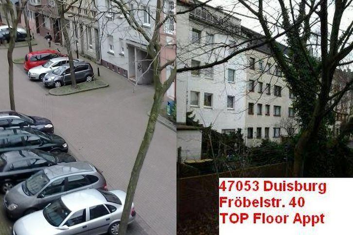 2 Zi Whg Duisburg Hochfeld Immobilien
