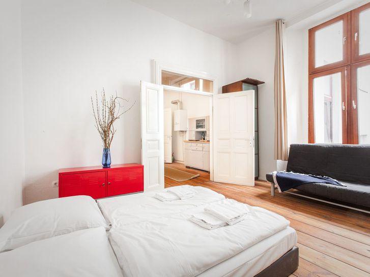 2-Zimmer-Wohnung im Herzen der Stadt Immobilien 2