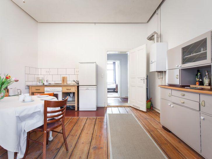 2-Zimmer-Wohnung im Herzen der Stadt Immobilien 3