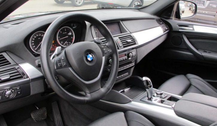 2011 BMW X6 xDrive40d Hamann Fahrzeuge 4