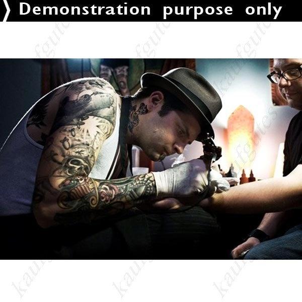 2x Profi Tattoomaschine Tattoo Maschine Komplett Set Tätowierung Tätowierung Maschine mit Koffer Schweiz Sonstige 2