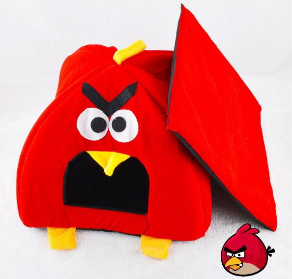 Angry Birds Fan Katzenbett Katzen Bett Hundebett Neuheit Tier Zubehör Accessoire Tiere 2