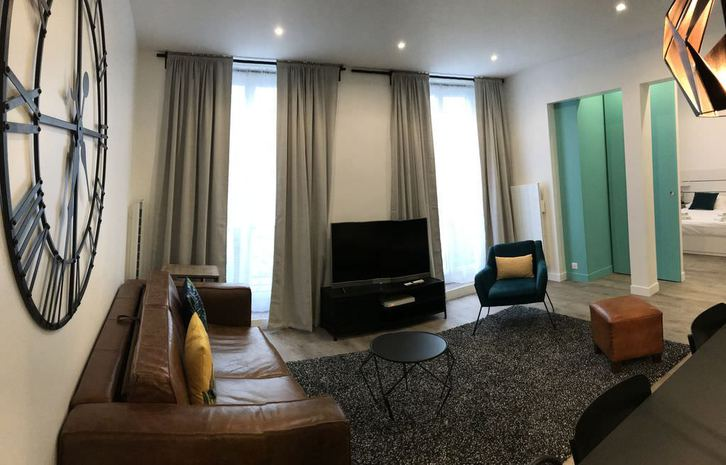 Appartement à Genève Immobilien