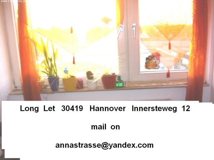 Appartement T1  30419 Hannover Immobilien