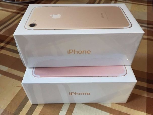 Apple IPhone 7 32gb/128gb/256 Telefon & Navigation 2