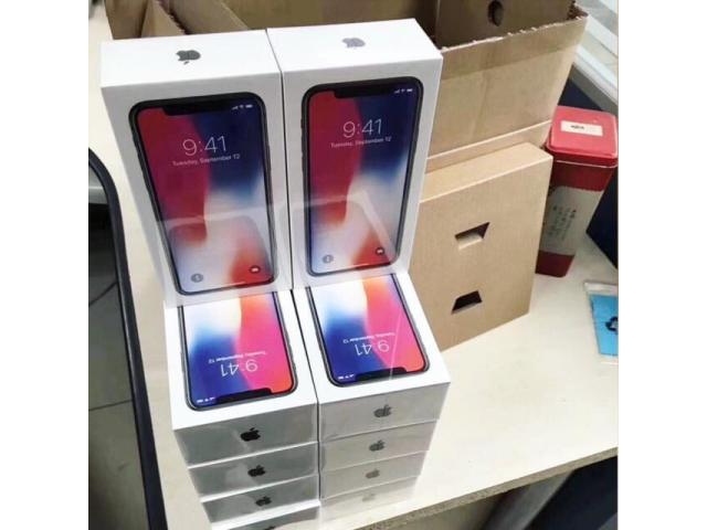 Apple iPhone X 256GB/Apple iPhone 8 Plus 256GB $450 Telefon & Navigation