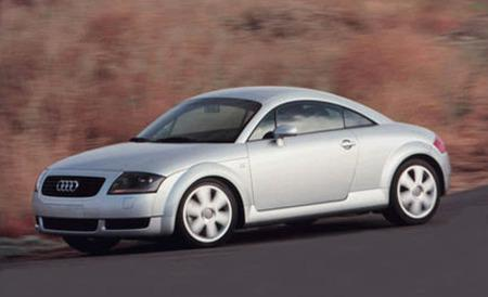 Audi TT Fahrzeuge
