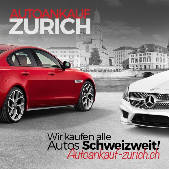 Autoankauf Zürich Fahrzeuge 2