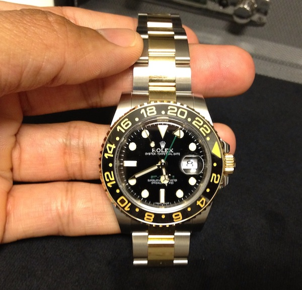 Available ROLEX GMT-MASTER II Sonstige