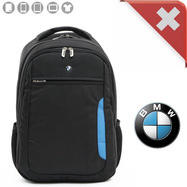 BMW Auto Rucksack Fan Schwarz Reisen Outdoor Geschenk Fanshop Kleidung & Accessoires