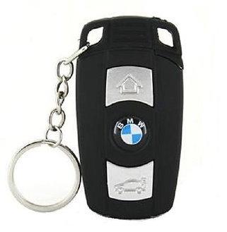 BMW Feuerzeug Sturmfeuerzeug Fan Geschenk für Auto Lieberhaber mit Taschenlampe Sonstige