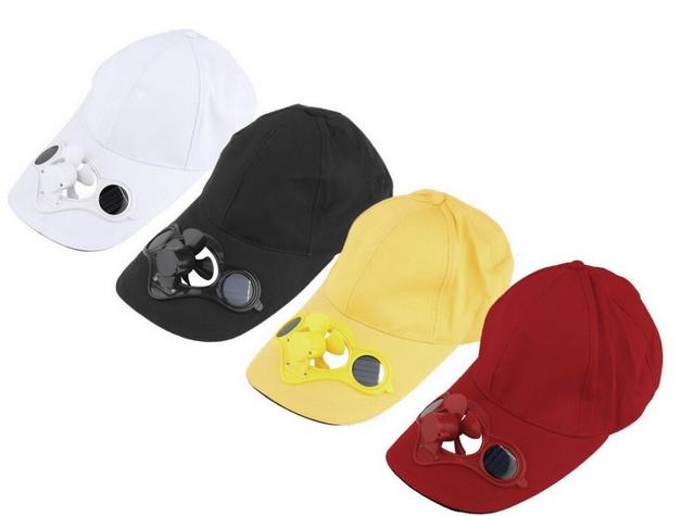 Biete: Solar Cap Mütze Kappe Ventilator Sonne Solarcap Kappe / Neu Kleidung & Accessoires 3