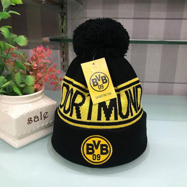 Borussia Dortmund BVB Mütze Kappe Mütze Fan Winter Fanartikel Sport & Outdoor 2