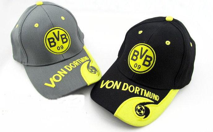 Borussia Dortmund Cap Mütze Kappe Fan Kappe von Dortmund  Sport & Outdoor
