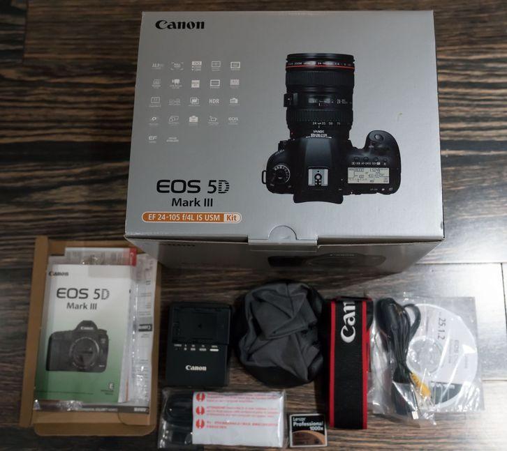 Canon 5D Markierung III / Mark II / 5D Markierung IV / 7D Mark II / Canon 6D / Canon 70D / DJI Phantom 4 Foto & Video