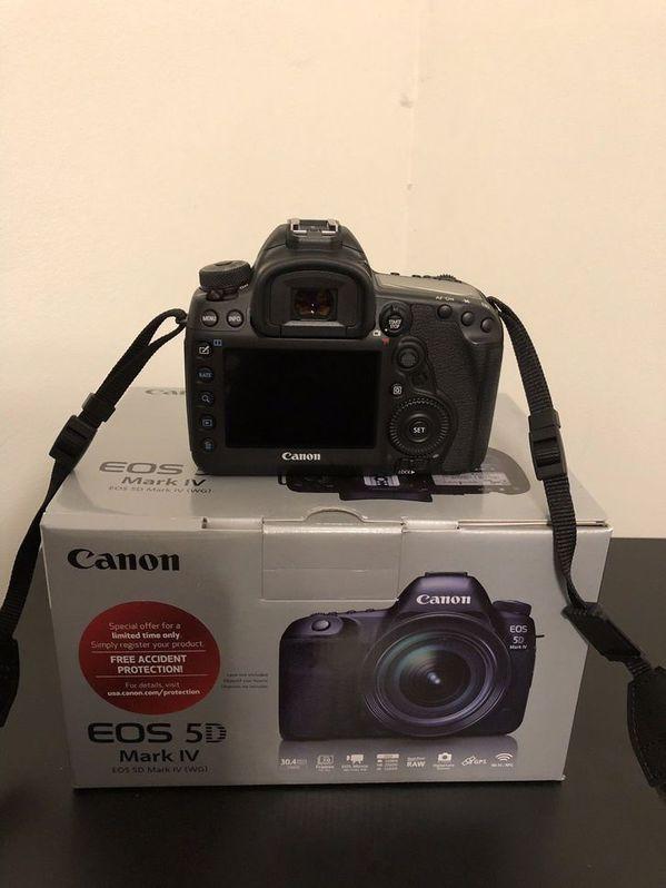 Canon EOS-1D X Mark II DSLR Camera Body Foto & Video