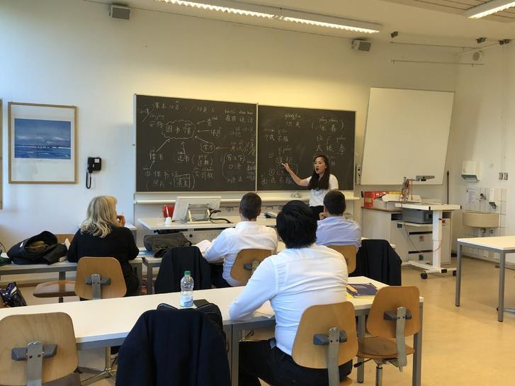 Chinesisch lernen in Zürich, Basel, Luzern, Schaffhausen, Aarau Sonstige