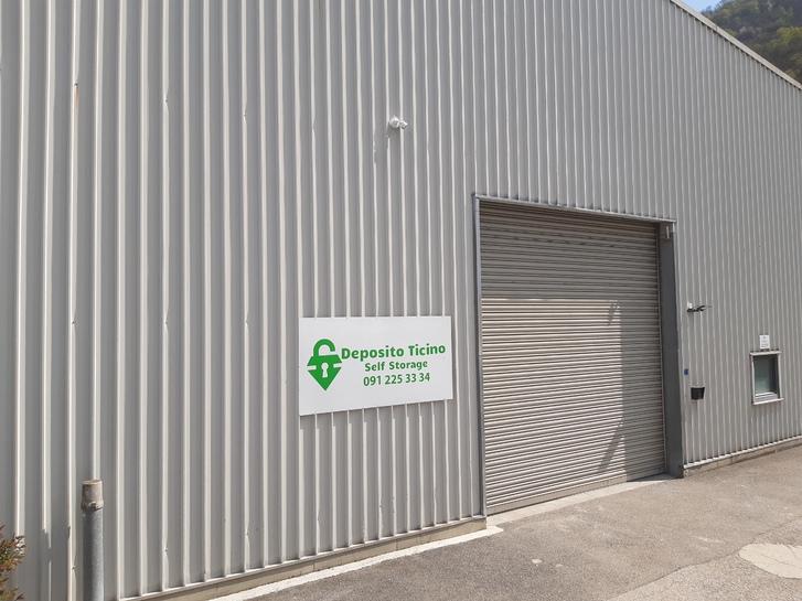 Deposito Ticino, the warehouse between Locarno and Bellinzona Immobilien 4